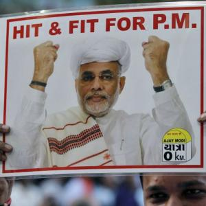 How have Modi and his mantris fared?