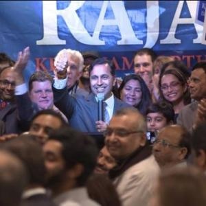 Meet Raja Krishnamoorthi, the new Indian American in US Congress