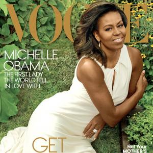 'It's time ... eight years is enough': Michelle Obama to Vogue