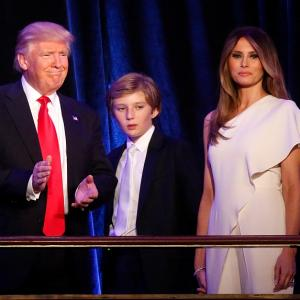 Melania Trump and her son won't stay at White House!