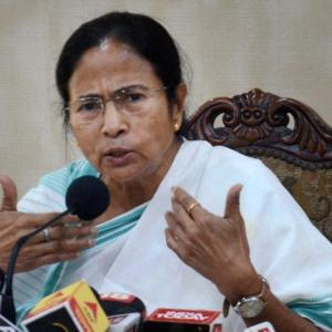 Mamata alleges Modi govt has tapped her phone