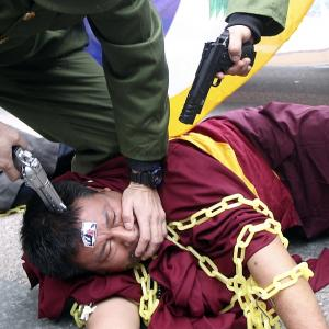 ALERT! The Chinese are wiping out Tibet