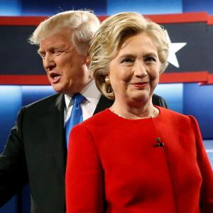 For under fire Trump, debate with Clinton is 'do or die'