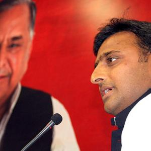 'Akhilesh can damage SP but cannot be a great leader on his own'