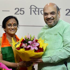 Why Rita Bahuguna deserted Congress