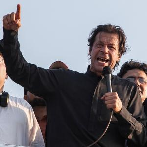 Crackdown on Imran Khan's supporters; Islamabad braces for Friday protests