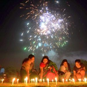 PHOTOS: From India to UK, the world celebrates Diwali