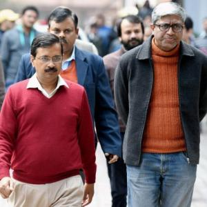 AAP's Ashutosh defends column, slams NCW for action against him