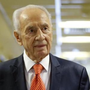 Former Israeli President Shimon Peres 'serious but stable' after stroke