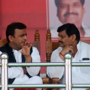 'Mulayam is an outdated ticket in the SP'