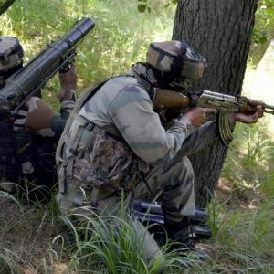 7 terror launch pads targeted in surgical strike