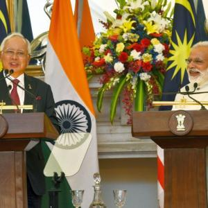 To secure our societies, India-Malaysia vow to strengthen strategic ties: Modi