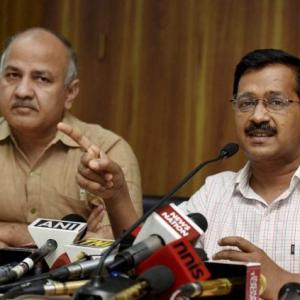 Tussle between AAP and bureaucracy nothing new