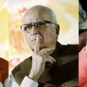 Babri demolition: Advani, Joshi, Uma to face trial