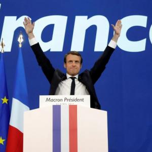 In France, it will be Le Pen vs Macron