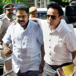 The rise and fall of TTV Dinakaran
