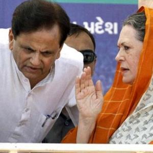 'Only Soniaji can answer how active she will be'