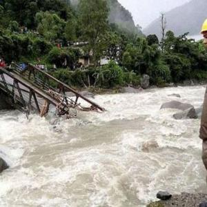 Uttarakhand: 6 dead, jawan missing after cloudburst on Mansarovar route
