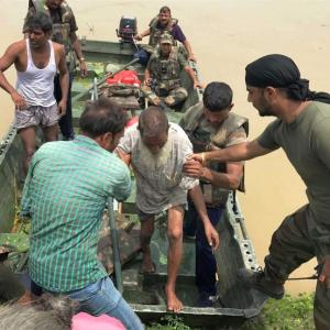 Death toll in Bihar floods rise to 72, 73.44 lakh people hit