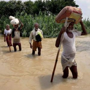 Floods claim 47 more lives in Bihar, 10 in Assam, 17 in Bengal