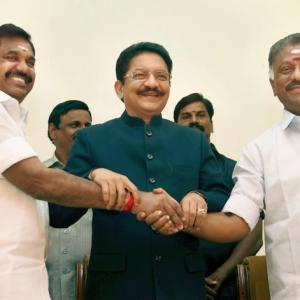 Legalities dog AIADMK reunification