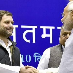 From neech to Aurangzebi raj: The war of words between BJP and Congress