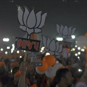 BJP MP: 'This is not BJP's victory'