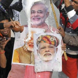 8 reasons what went wrong for BJP in Gujarat