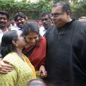 'Justice delivered': Kanimozhi, A Raja walk free in 2G cases