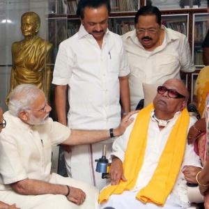 Free of 2G burden, will DMK align with BJP?