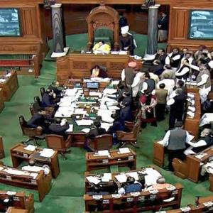 Winter session ends, Centre says Congress stalled bill triple talaq