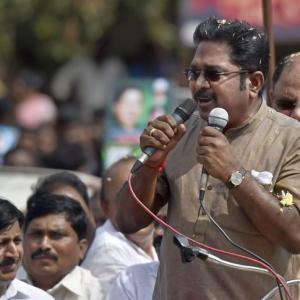 Dinakaran stumps rivals, rises against all odds
