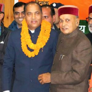 Jai Ram Thakur to be Himachal CM; swearing in likely on Dec 27