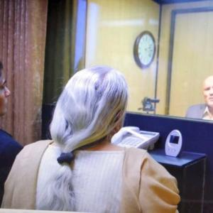 In Islamabad, Jadhav meets wife, mother -- from behind glass screen