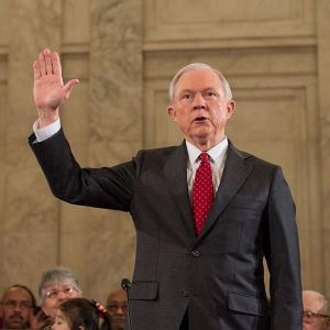 Jeff Sessions confirmed as US attorney general after bitter battle