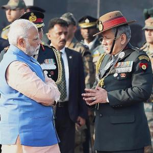 Let soldiers be soldiers, General Rawat