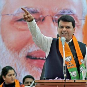 Fadnavis emerges as BJP's face in Maha civic polls campaign