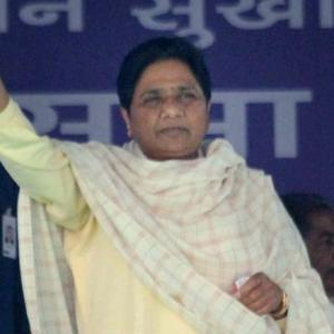 Mayawati appoints brother, nephew to key party posts