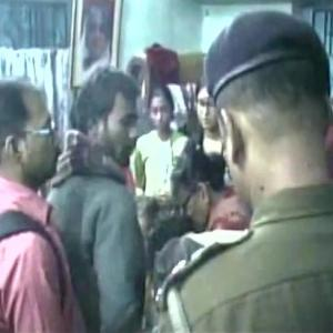 Bengal BJP leader's house bombed allegedly by Trinamool workers