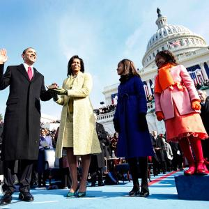 From Lincoln to Obama: A look at inaugurations past