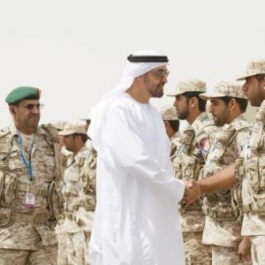 UAE troops to lead this year's R-Day parade