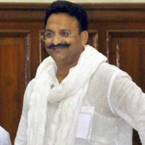 Gangster-turned-politician Mukhtar Ansari joins BSP