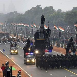 NSG's 'Black cats' debut at Republic Day parade