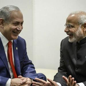 Revealed: 5 outcomes from Modi's Israel visit