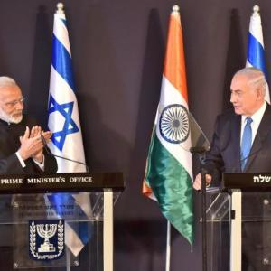 Modi, Netanyahu call for strong action against terror groups, sponsors