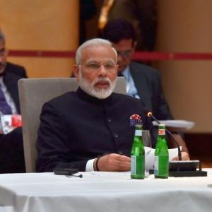 Modi targets Pakistan at G20; equates LeT, JeM to IS, Al Qaeda