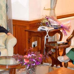 Two years after Mufti: Mehbooba firmly takes charge