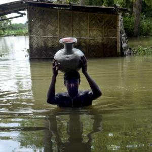 PHOTOS: 49 dead in Northeast deluge so far, Assam worst hit