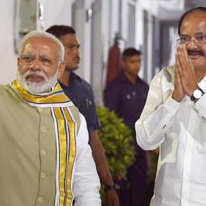 Naidu as VP nominee balances north-south politics of NDA