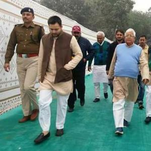 Will Lalu replace Tejashwi with daughter Rohini Acharya?